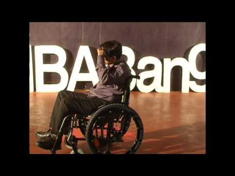 Unbeatable | Navin Gulia | TEDxIBABangalore