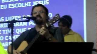 Eu Escolhi Jesus - Asaph Borba