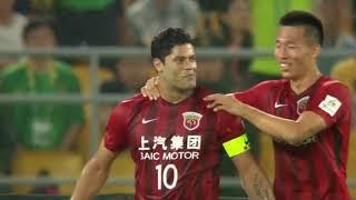 Video 2018 CFA CUP Quarter Final  Beijing Guoan vs Shanghai SIPG MP3, 3GP, MP4, WEBM, AVI, FLV September 2018