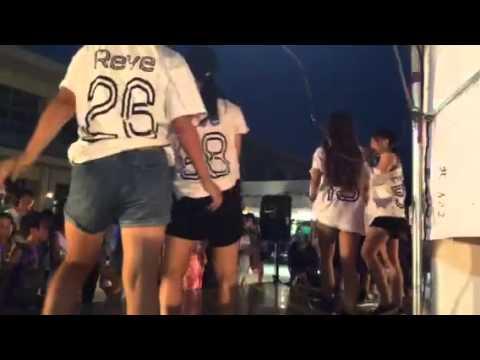 2014.7.26東中筋小学校夏祭り Reve