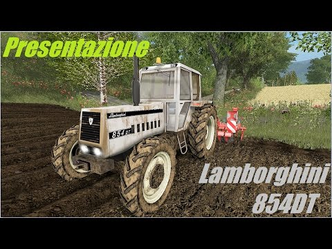 Lamborghini 854 v1