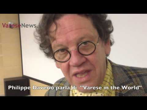"""Varese in the World"" secondo Philippe Daverio"