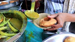 Breakfast In Rs 10 | Street Food | Agra Food Tour | Hmm!