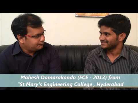 Mahesh (ECE-2013)