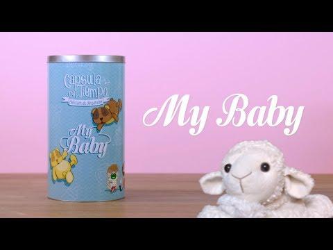 Cápsula del Tiempo My Baby - Regalos originales para bebes, nacimientos y bautizos