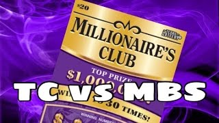 Welcome to Round #8 of Thursday Throw Down Show Down vs Millionaire Book Scratcher. Will I find a big win? Stay tuned. Check out Millionaire Book Scratcher: ...