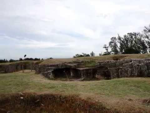 Necropoli Anghelu Ruju............Alghero - Monumenti aperti 2012