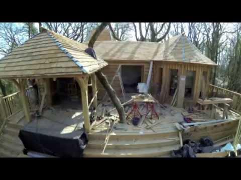 comment construire cabane