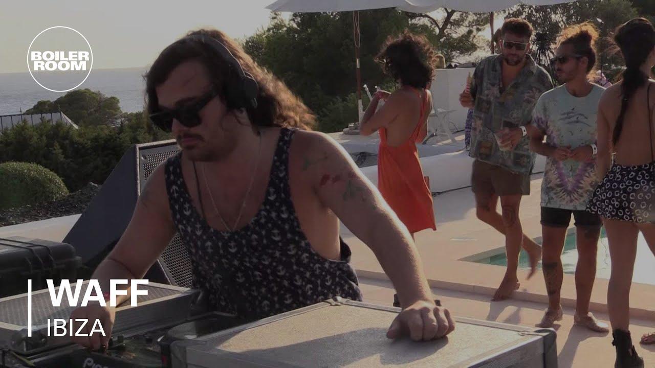 wAFF - Live @ Boiler Room Ibiza 2014