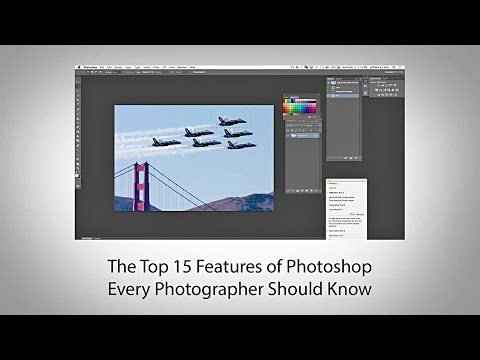The Top 15 Photoshop Tools Every Photographer Needs to Know
