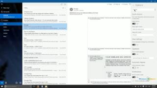 From http://www.windows10update.comWorking With Mail, People, and Calendar in Windows 10