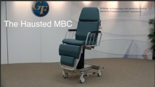 Hausted® Mammography & Biopsy Chair (MBC)