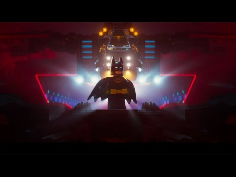 Here s The First Trailer For The LEGO Batman Movie