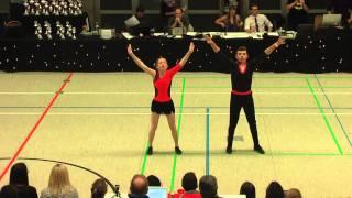 Kathrin Pfundstein - Elias Vogt - 30. Herbstmeisterschaft 2014