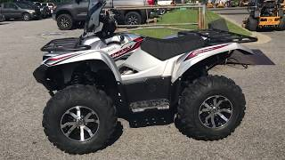 2. 2018 YAMAHA Grizzly EPS LE