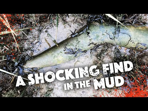 Mudlarking around old Victorian shipwrecks with @nicola white mudlark - Tideline Art