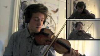 Debut album found at: https://joelgrainger.bandcamp.com/album/wandererFind me on Facebook: https://www.facebook.com/joelviolinSo I know I'm a bit late on the uptake with this song, but after having it stuck in my head for a day, I decided to attempt an arrangement for violin. The violin parts are layered over a basic backing track, and recording using Logic. The melodies were from ear so don't have any sheet music for you guys unfortunately! Let me know what you think!Joel :)