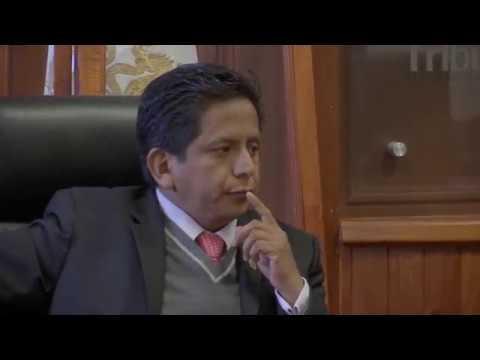 Magistrado presidente del TEV rinde su segundo informe de gobierno