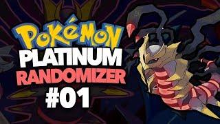this is gonna end me. | Pokémon Platinum Randomizer (Part 1) by Tyranitar Tube