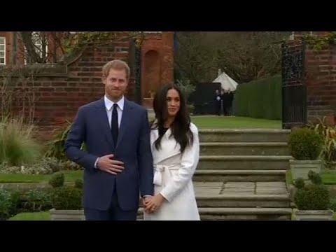 Στις 19 Μαΐου ο γάμος του πρίγκιπα Χάρι με την Μέγκαν Μαρκλ