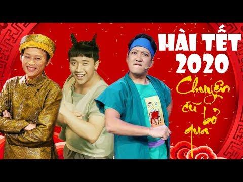 Hài Tết 2019 Chuyện Cũ Bỏ Qua - Chí Tài, Hoài Linh, Trường Giang, Trấn Thành | Hài Tết Đặc Sắc 2019 - Thời lượng: 1 giờ, 57 phút.