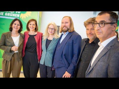 Grüne: Fraktionsspitze setzt sich gegen Özdemir dur ...