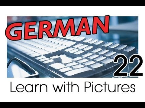 Learn German – German Computer Vocabulary
