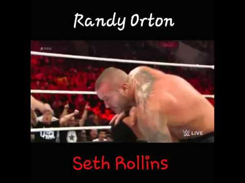 Video Randy Orton is ready for Wrestlemania 31 against Seth Rollins download in MP3, 3GP, MP4, WEBM, AVI, FLV January 2017