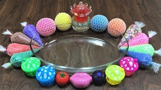 Video Mixing Stress Balls, Floam and Lip Balm into Store Bought Slime! Satisfying Slime Video ! MP3, 3GP, MP4, WEBM, AVI, FLV November 2018