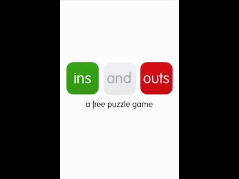 Video of ins and outs