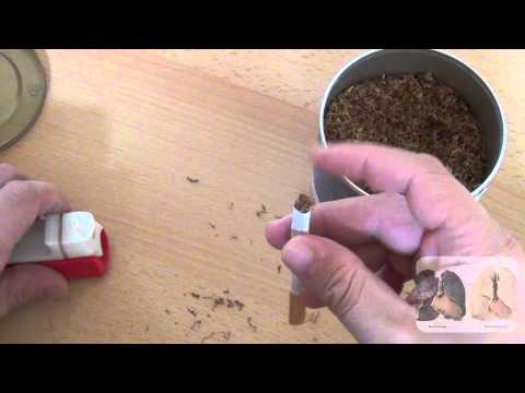 Как сделать дома сигару