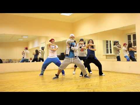 Уличные танцы: Хип-Хоп. Обучающий урок.