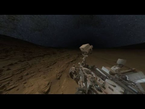 Новые загадочные и необъяснимые находки на Марсе
