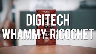 My demo of the DigiTech Whammy Ricochet! http://digitech.com/en-US