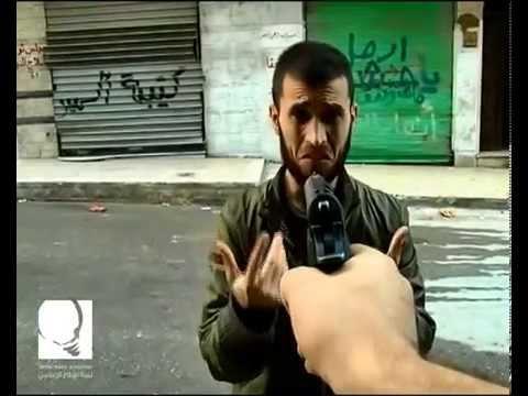 مسلسل منع في سوريا ، ح2 واذا مسلح .. تخيل. إنتاج رائع