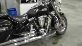 3. 2005 Yamaha Roadstar 1700