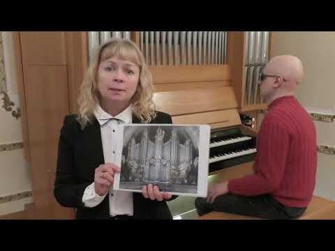 Голубева О.В. Организация начального этапа работы со слепыми студентами по формированию исполнительских навыков игры на органе