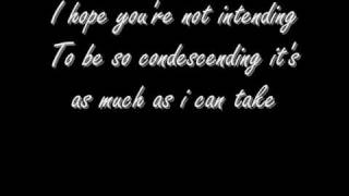 Staind - Right Here with onscreen lyrics