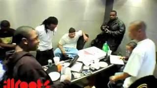 Video Ti & Lil Wayne In The Studio!!! T.I Is Crazy !!! Lil Wayne Is Afraid!! MP3, 3GP, MP4, WEBM, AVI, FLV Maret 2018