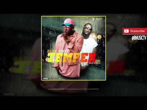 Skales - Temper (Remix) Ft. Burna Boy (OFFICIAL AUDIO 2016)