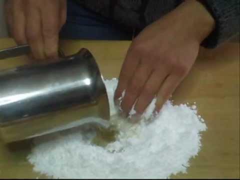 come preparare la pasta di zucchero - ricetta