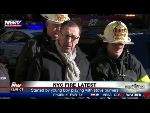 FNN: Trump golfs with Coast Guard members, NYC fire update