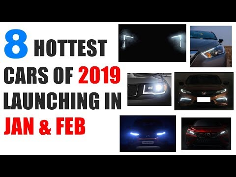 Download 8 New cars launching under 50 days 2019   Upcoming cars 2019   car launching in 2019  ASY HD Mp4 3GP Video and MP3
