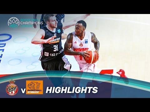 AS Monaco v CEZ Nymburk - Les meilleurs moments - Basketball Champions League