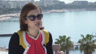 """""""To survive in the multi-platform space, you really have to think about the rest of the world,"""" says Ivana Kirkbride, Chief Content Officer of Verizon's go90 and MIPTV keynote.More videos live from Cannes: http://ow.ly/ZJlQ30aAo2P"""