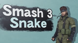 Smash 3 – Snake Eater