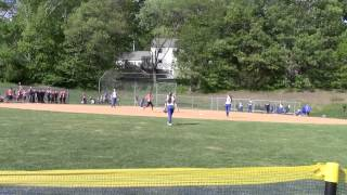 Softball vs Walpole