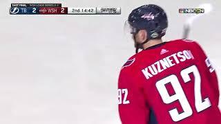 Кузнецов бросил в