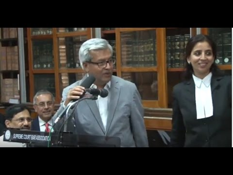 Video Lecture of Mr. Justice R.F. Nariman, Judge Supreme Court of India at SCBA, Part-1 download in MP3, 3GP, MP4, WEBM, AVI, FLV January 2017