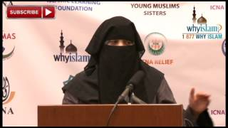 Daughter of a military officer shares her story of converting to Islam